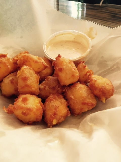 Best cheese curds, ever!